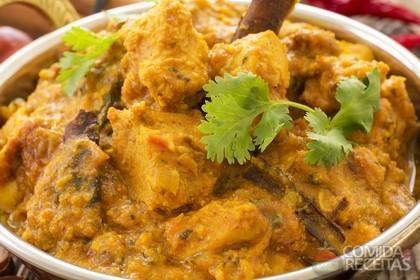 Receita de Meat Korma (culinária indiana)