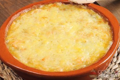 Receita de Batata gratinada com creme de leite