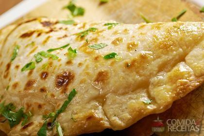 Receita de Pastel de forno com frango