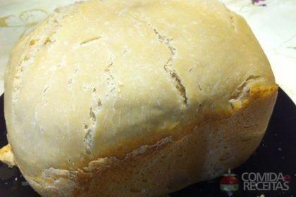 Receita de Pão básico sem glúten e sem lactose