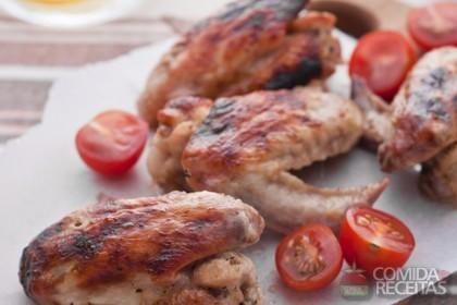 Receita de Asas de frango (para churrasco)