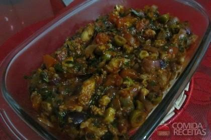 Receita de Filé de peixe frito com molho especial