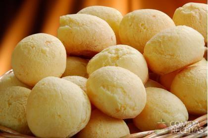 Receita de Pão de queijo com polvilho azedo