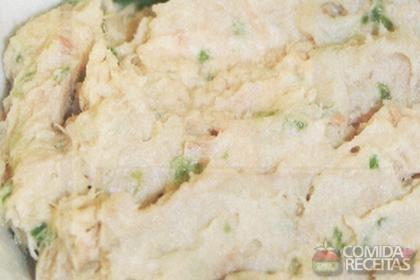 Receita de Patê de feijão branco