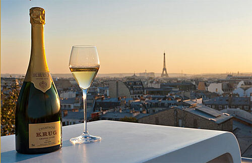 Dica de Paris via conexão Paris