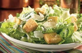 Salada César, a origem