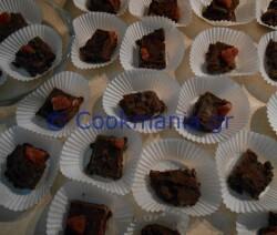 Σοκολατάκια Tiffin για τους Βαλεντίνους μας