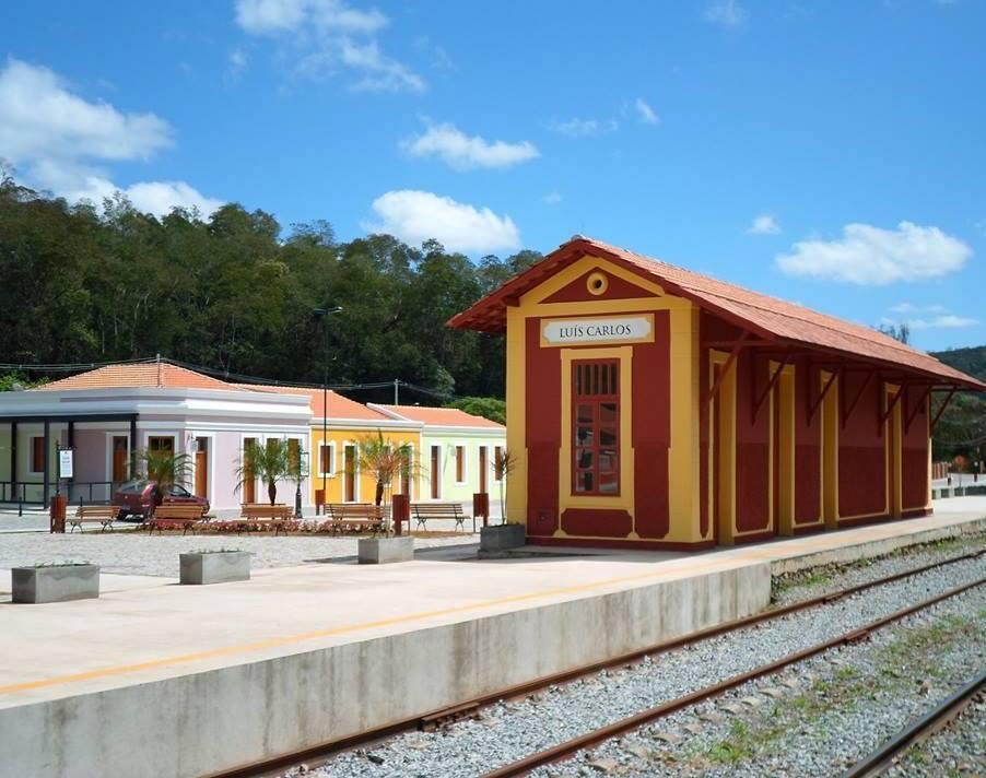 Cultura e comida caipiras na Vila Estação Luis Carlos/SP