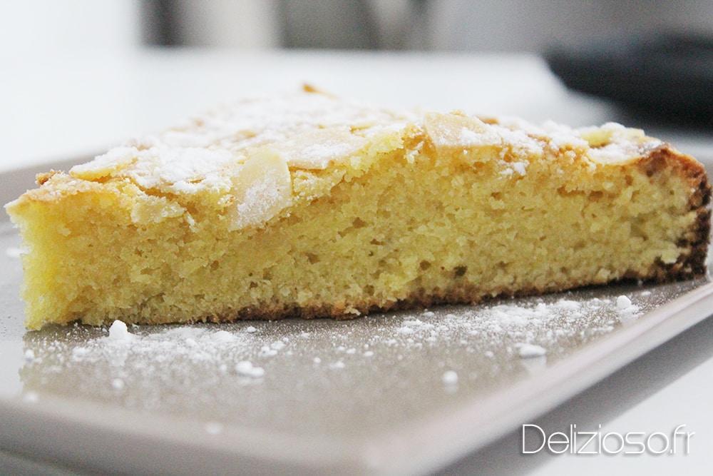 Gâteau amande et c'est tout !