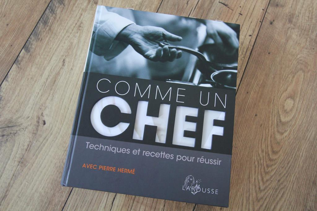 Comme Un Chef – Présentation du Livre