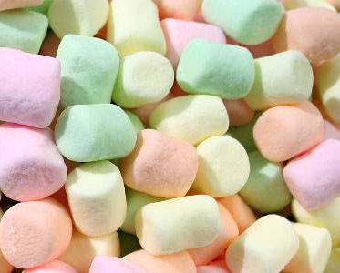 Marshmallow Balls