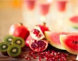 proporção de frutas para salada de frutas