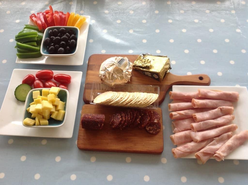 Snack Tray 1