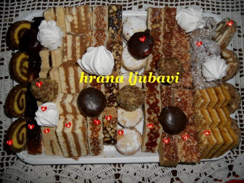 Sitni mrsni kolači