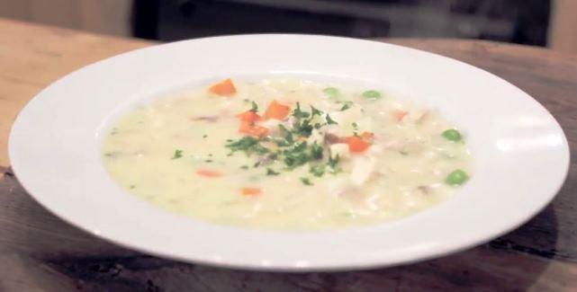 Video recept: Pileća ragu juhica