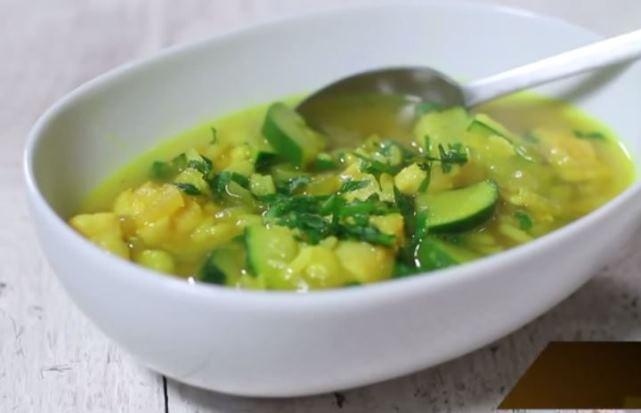 Video recept: Riblja juha s tikvicama i rižom