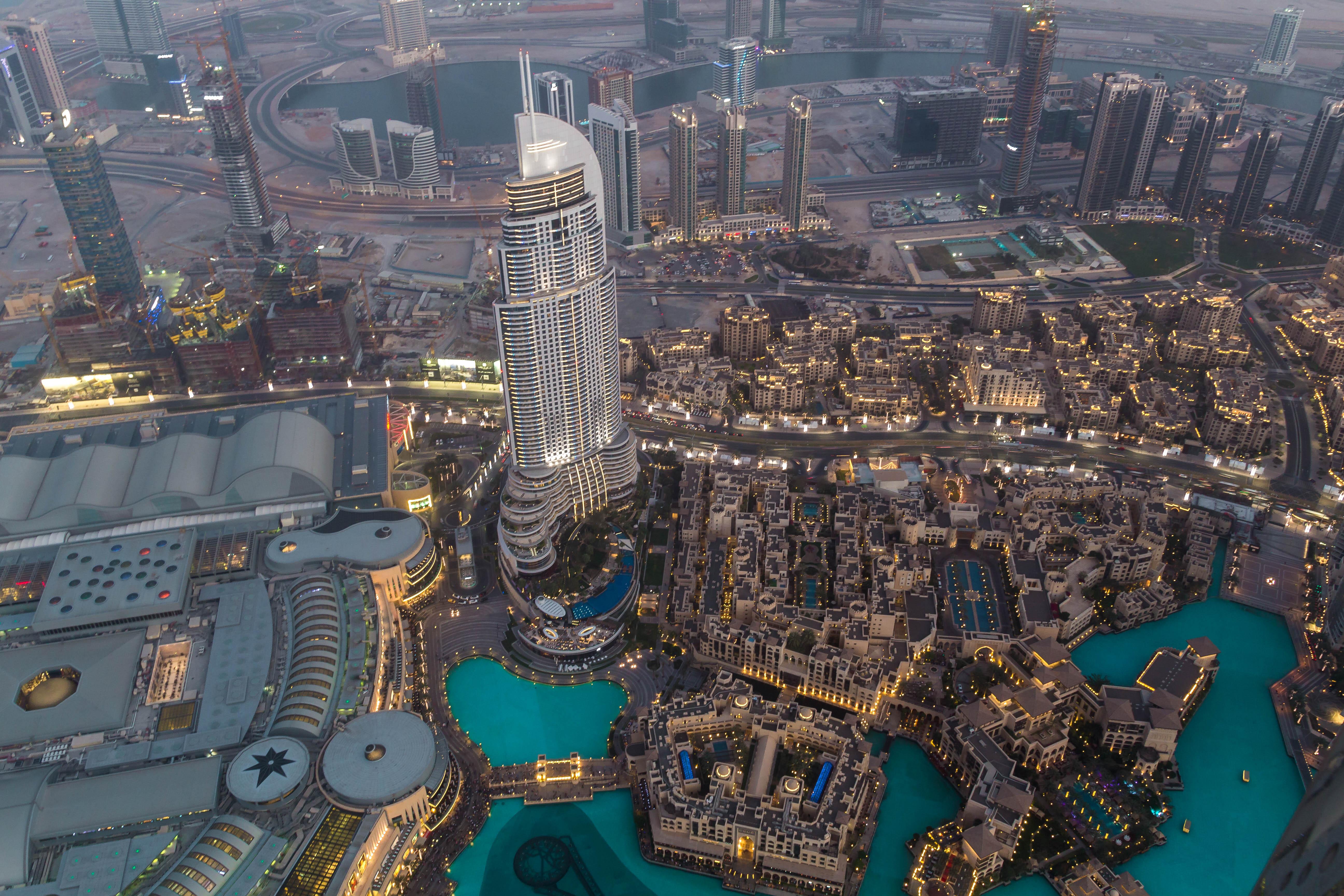 Um dia em Dubai