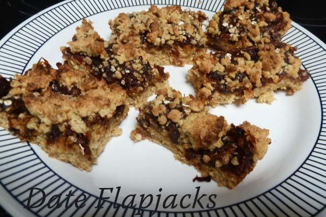 quaker oats flapjack