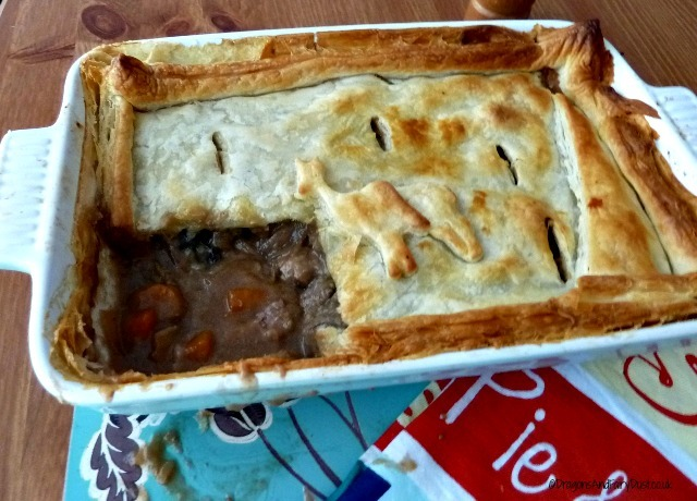 Steak and Ale Pie Recipe
