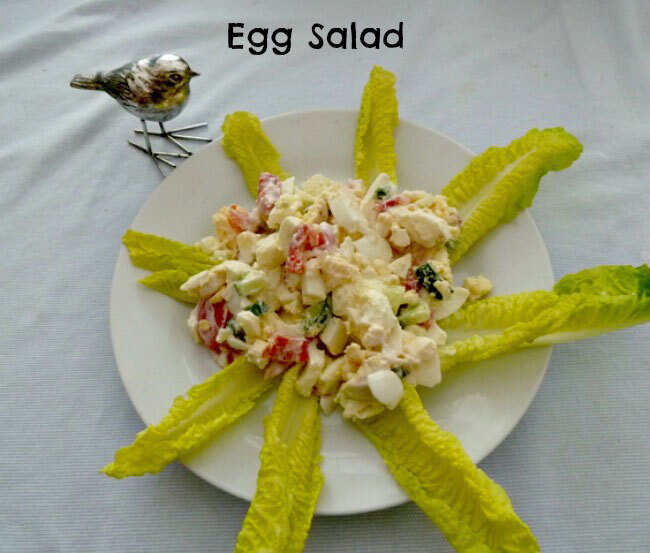 Healthy Egg Salad