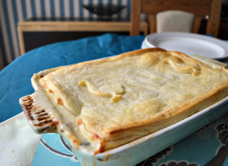 John Torode's My My Chicken Pie