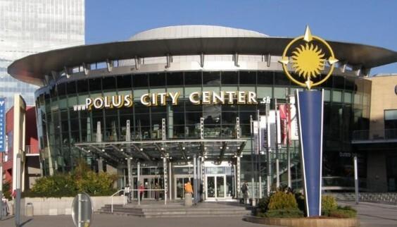 Ako sa stravovať v Bratislavských business centrách časť tretia – Polus City center.