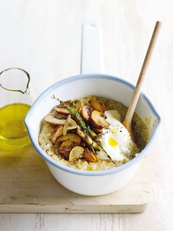 Quinoa rizoto, posledná predvianočná večera