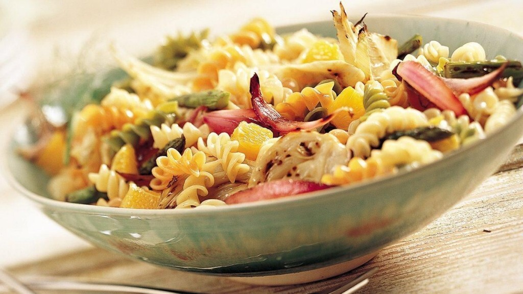 Pasta Salad, 2 boas receitas