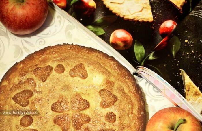 Lidl cukráreň – jablkový koláč