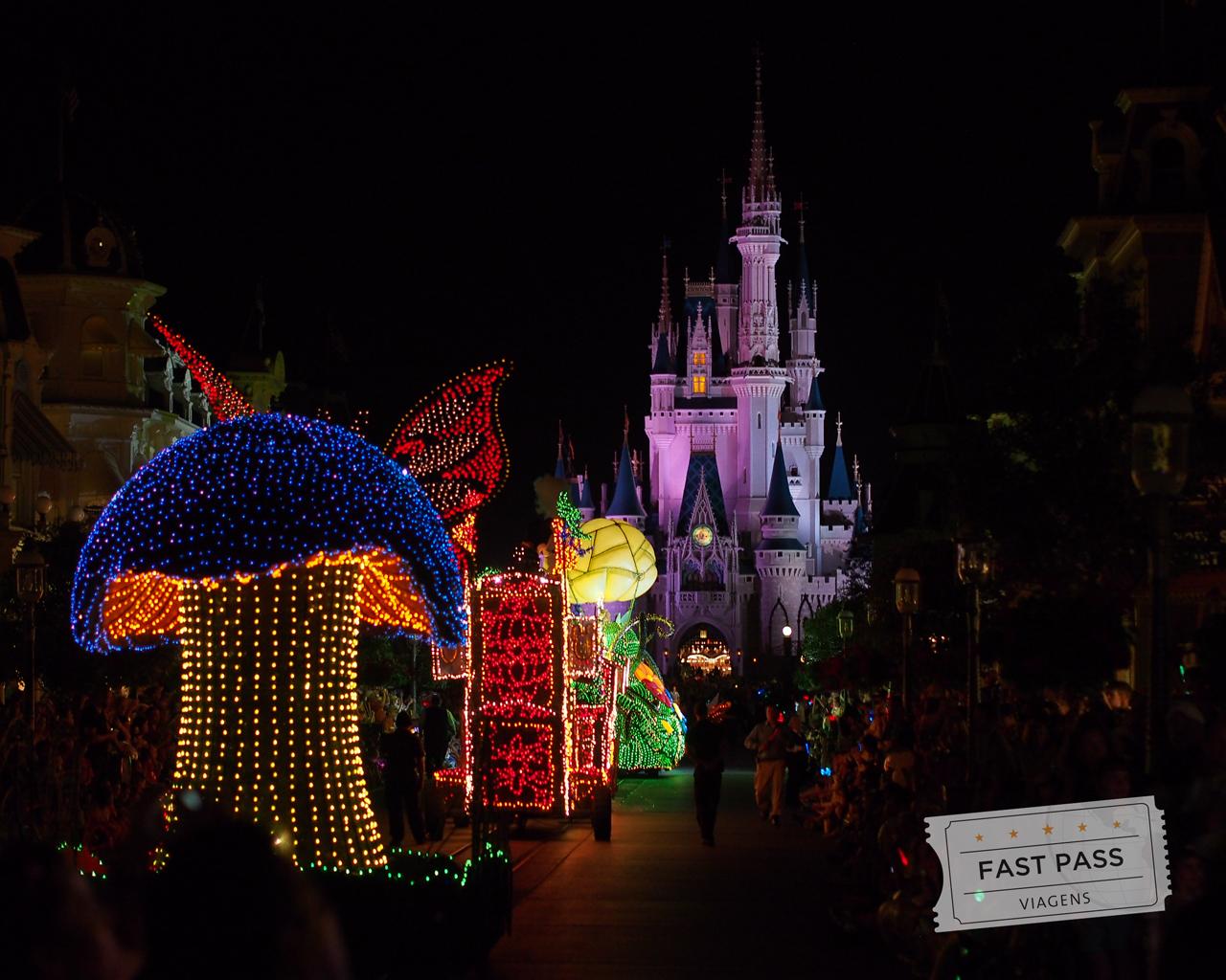 Viaje para Walt Disney World com 25% de Desconto