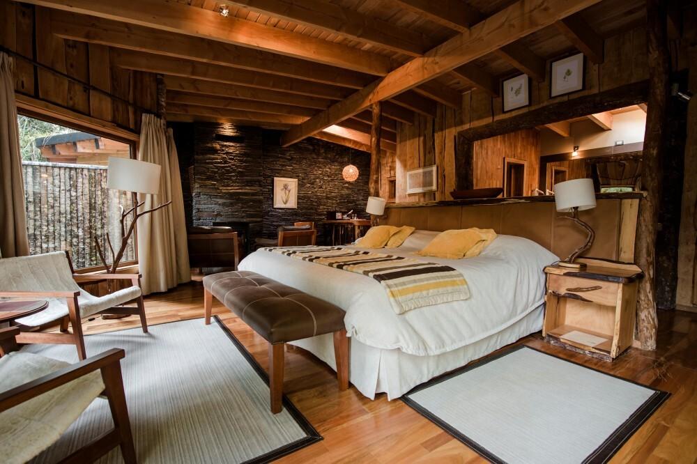 Nawelpi Lodge – Reserva Huilo Huilo