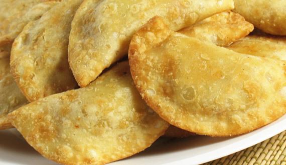 Empanadas Fritas de Pino