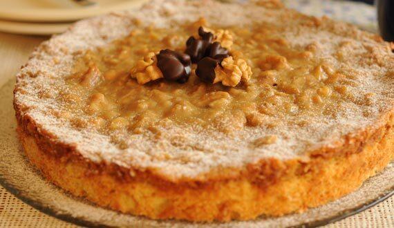 Kuchen de Nuez
