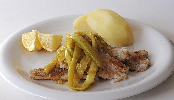 Chutney de Pepino