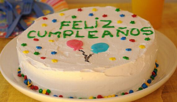 Torta Cumpleaños Infantil