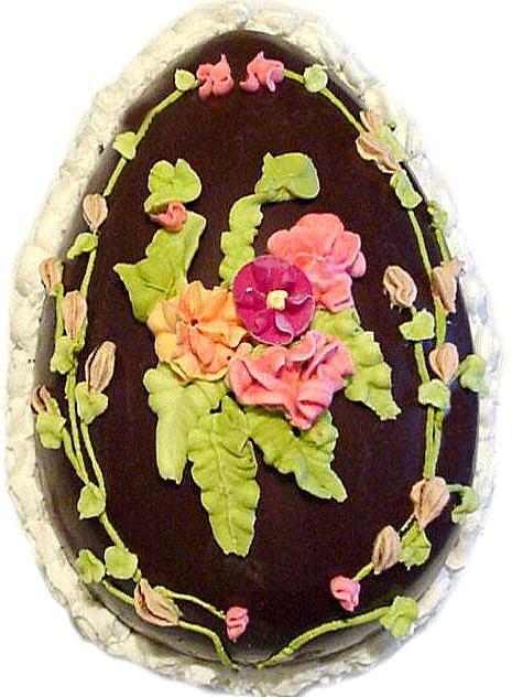 huevo de pascua 2013