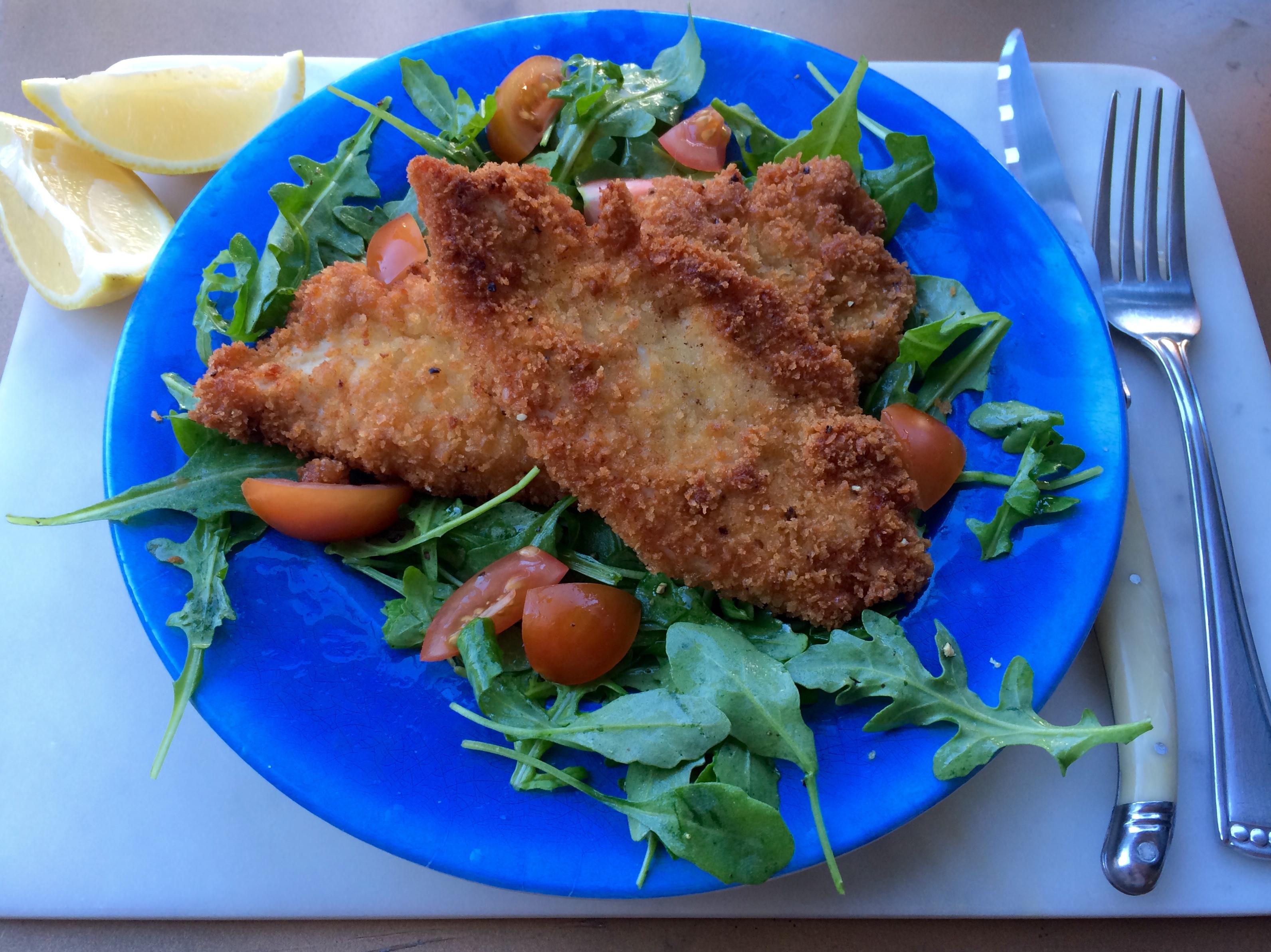 Healthy Recipe: Czech Szriskes