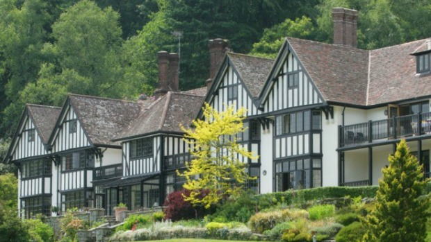 Your chance to book a luxury weekend at Gidleigh Park in Dartmoor (with a Maserati to drive)