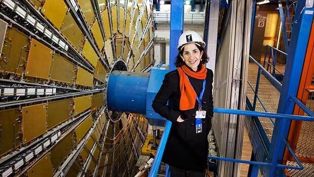 Meet CERN's new director general, Fabiola Gianotti: the most intelligent woman in the world