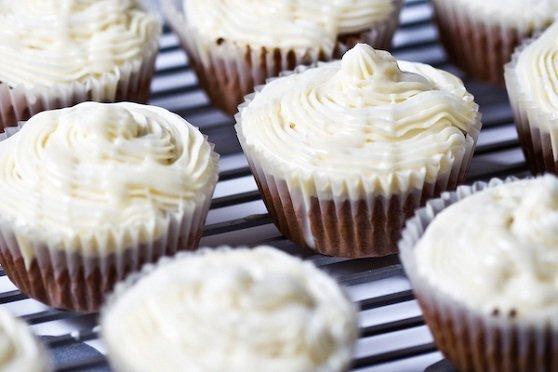 Receita de cobertura de cupcake mais famosa: buttercream de baunilha