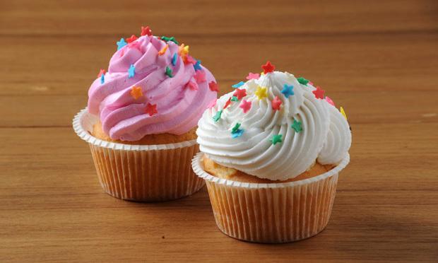 Cupcake de bauninha