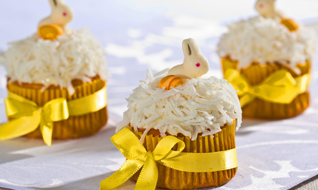 cupcake pascoa 2013
