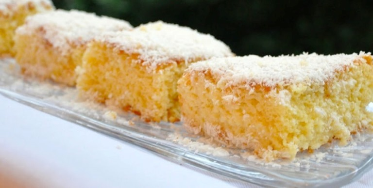 bolo gelado embrulhado facil