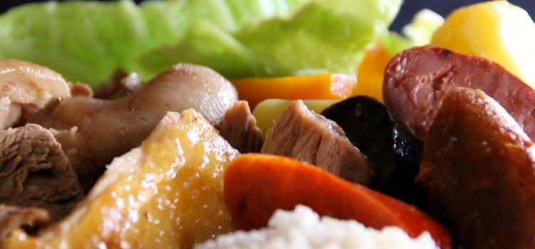 O verdadeiro e original cozido à Portuguesa