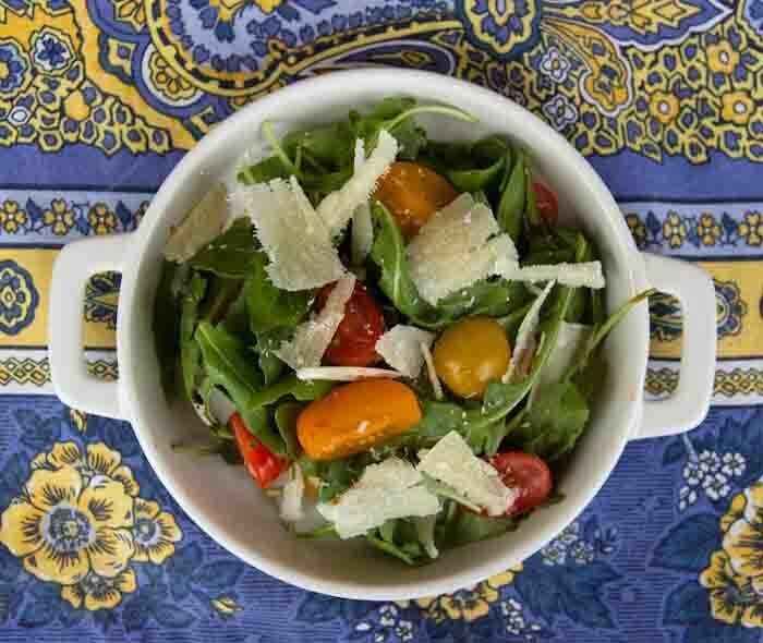 Summery Rocket Salad