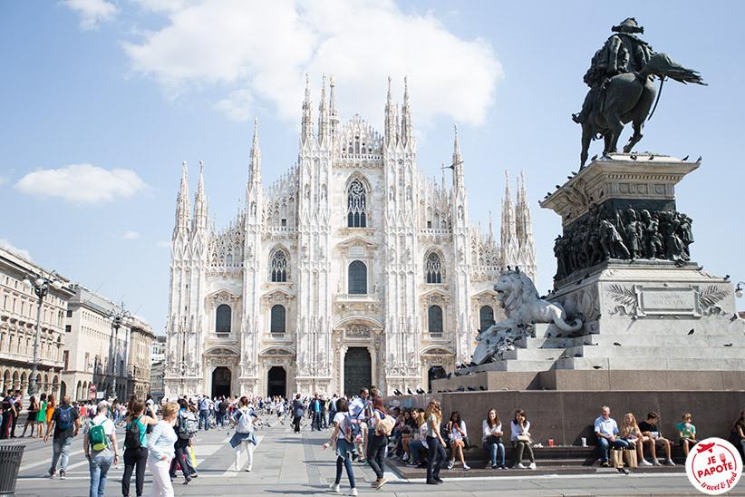 Visiter Milan le temps d'un week-end