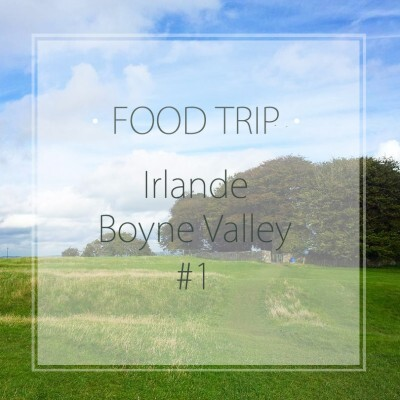 Food Trip dans la Boyne Valley – Irlande #1