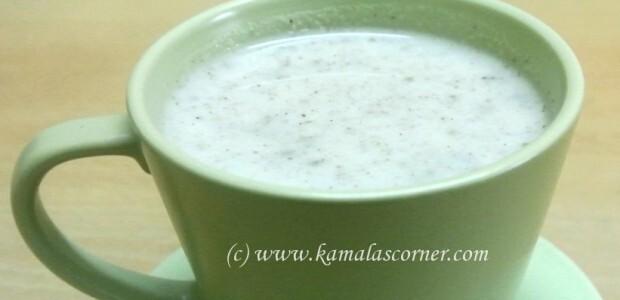 Sprouted Moong Kanji (Porridge)