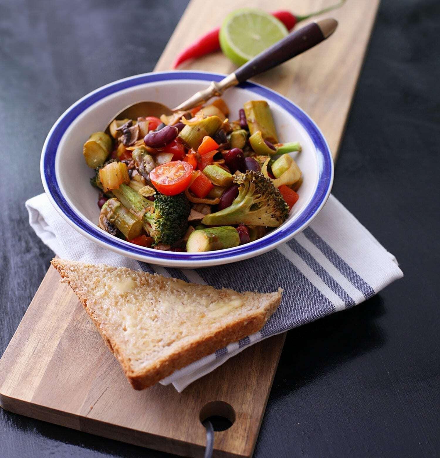 Kjøttfri mandag: chili sin carne