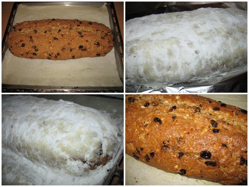 Erikin recept za božićni kolač Stollen